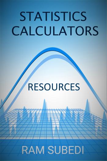 Cover image for Statistics Calculators